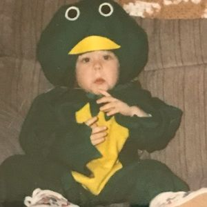 Other - Child's Handmade frog costume